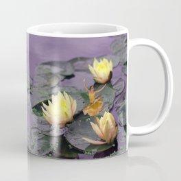 tinker bell & tiger lilies Coffee Mug