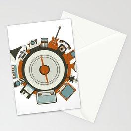 Retro Stationery Cards