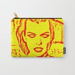 Milla Jovovich Pop Art III Carry-All Pouch