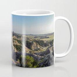 Badlands Valley, Makoshika State Park Montana Coffee Mug