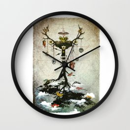 Supernatural - Strange Fruit Wall Clock