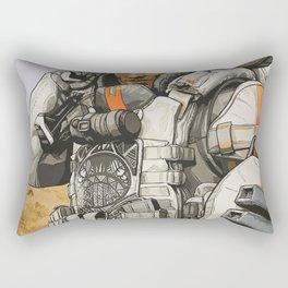 Gibraltar Rectangular Pillow