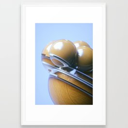 NOTFIXED// Framed Art Print