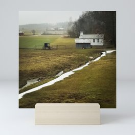 Amish country - Knox, Ohio Mini Art Print