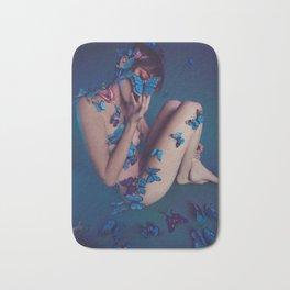 Butterfly Be Mine Bath Mat