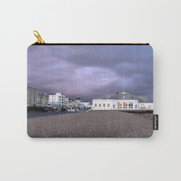 Worthing Beach Twylight Carry-All Pouch