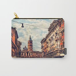 Rome street Carry-All Pouch