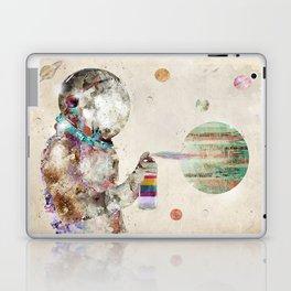 space graffiti Laptop & iPad Skin