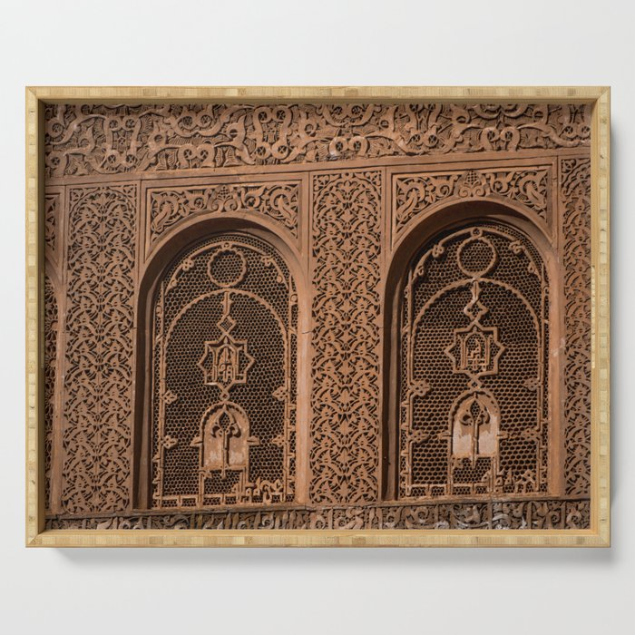 Arabic Insets (Marrakech) Serving Tray