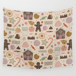 In the Land of Sweets Wall Tapestry
