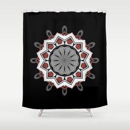Zion Shower Curtain