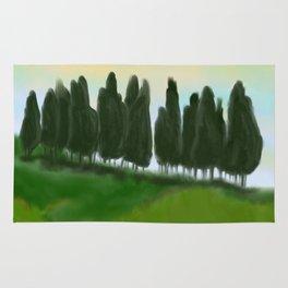 Tree Hill Rug