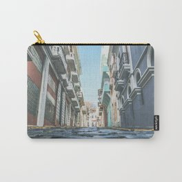 Puerto Rico Streets Carry-All Pouch