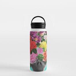Alien Bouquet  Water Bottle