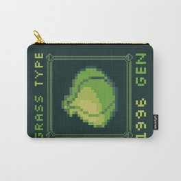 Grass Type Carry-All Pouch
