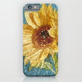 """Sunflower Daze"" iPhone Case"