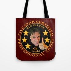 Five Star Certified Tote Bag