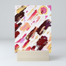 """Candy Store"" Painting Mini Art Print"