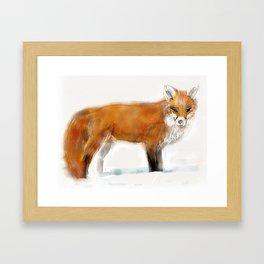 Frederick Fox Framed Art Print