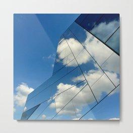 Fantastic Clouds Classic Metal Print