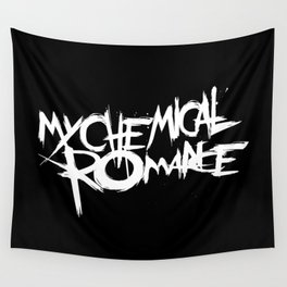 My Chemical Romance Wall Tapestry