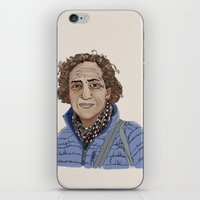 lucy iPhone & iPod Skins featuring Lucy by Carly Sunlit