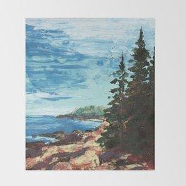 Acadia Throw Blanket