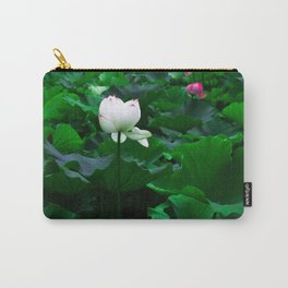 Lotus Pond Carry-All Pouch