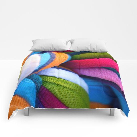 Unicorn Knot Comforters