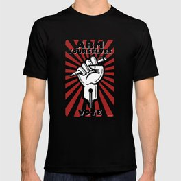 Arm Yourself - VOTE T-shirt