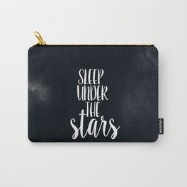Sleep Under The Stars Carry-All Pouch