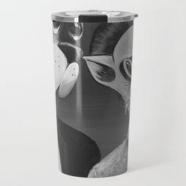 Breakfast & Tiffany's Travel Mug