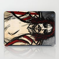 shaun of the dead iPad Cases featuring Shaun Morgan by Stewart Cook