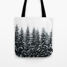 The White Bunch Tote Bag