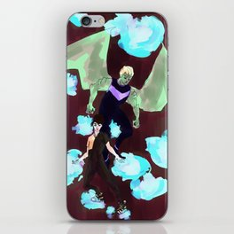 Magic iPhone Skin