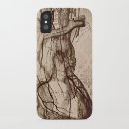 My Wooden Heart iPhone Case