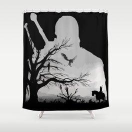 Wild Hunt Shower Curtain