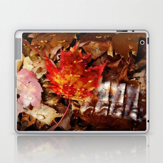 The Armor of Autumn Laptop & iPad Skin