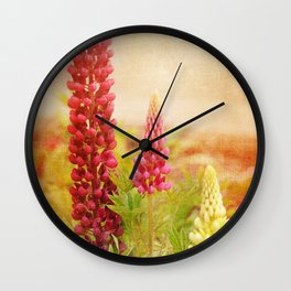Lupin Wall Clock
