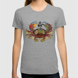 Cancer crab T-shirt