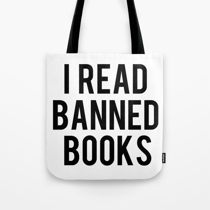 798b3179fccc I Read Banned Books Tote Bag by bookwormboutique