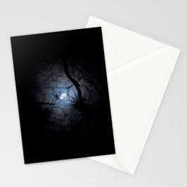 Everglades Moon Stationery Cards