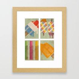 Yummy Treats... Framed Art Print