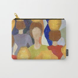 Women and pots (Mulheres e potes) Carry-All Pouch