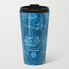 The Structural Concept Of Symbolism 2 Travel Mug