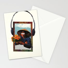flowers for u Stationery Cards