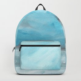 Whirlwind - Stormy Ocean Seascape Backpack