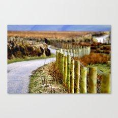 Exmoor Canvas Print