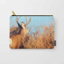 Lone Buck Carry-All Pouch