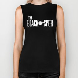 The Black Spur Biker Tank